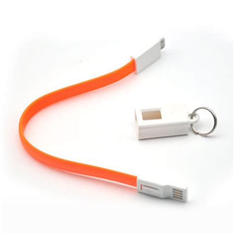 20cm Charger Cable Keychain Key Ring Micro USB Data Cord for Android Samsung HTC   eBay