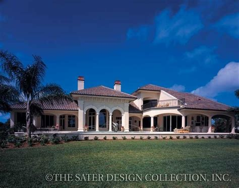 dauphino sater design collection plans luxury house