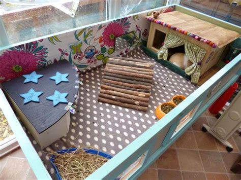 guinea pig house love this guinea pig house especially the curtains and trim piggies pinterest