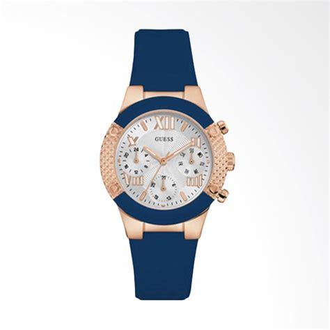 Jam Tangan Pria Wanita Jam Wanita Guess Gs0116 Rosegold Terbaru jual guess w0958l3 jam tangan wanita harga