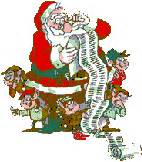 imagenes de los reyes magos gif gifs animados de navidad papa noel santa claus 2 carta