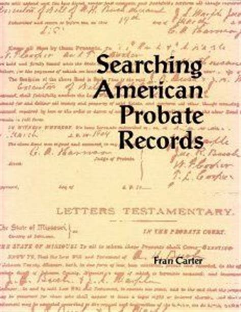 Pennsylvania Probate Court Records 1000 Images About Genealogy Roots On