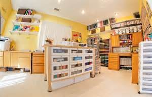 Craft Room Decorating Ideas - craft room tour tracy weinzapfel studios craft storage ideas