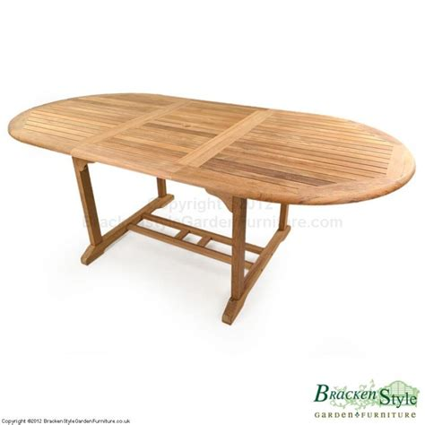 king teak 6 8 seater garden dining table