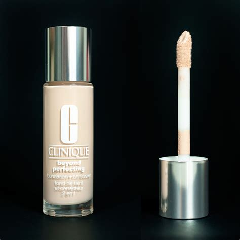Clinique Beyond Perfecting dear clinique beyond perfecting foundation it s not me