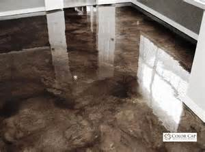 Interior Concrete Floor Stain by Interior Concrete Floor Stain Products Ro Finish