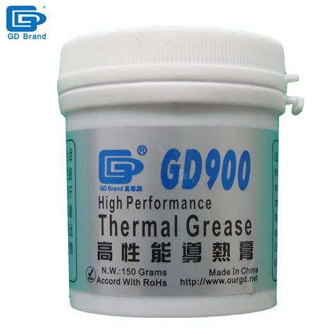 Aliexpress Buy High Performance aliexpress buy gd brand 150g high performance gray gd900 thermal conductive grease paste