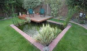 pond ideas for small gardens