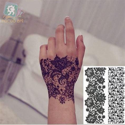 tattoo gloves online india ls617 rocooart beautiful big eco friendly henna temporary