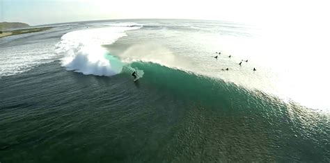 ride  waves   beaches  indonesia