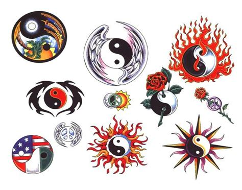 yin yang tattoo flash yin yang tattoos by weapons expert cool on deviantart