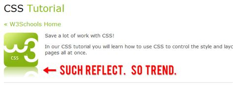 css tutorial in w3schools w3schools the ugly the bad and the good impressive webs