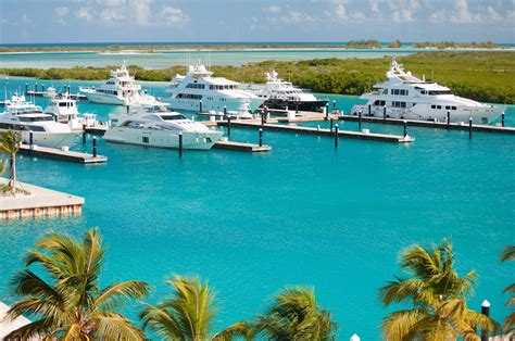 blue bay club marina yacht charters in the turks and caicos islands charterworld