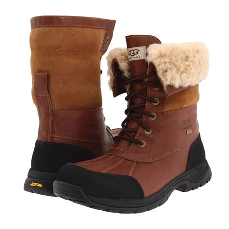 ugg mens winter boots the ugg butte winter boot for review information