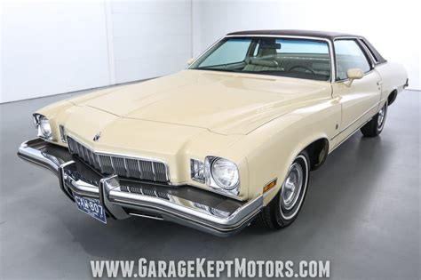 Regal Yellow by 1973 Buick Regal Light Yellow Coupe 350ci V8 40095