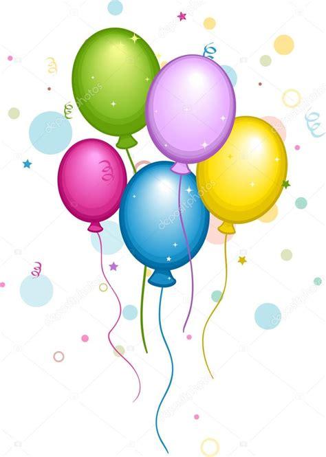 palloncini clipart balloon and confetti clipart 23