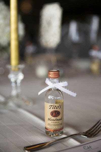 17 Best ideas about Alcohol Wedding Favors on Pinterest