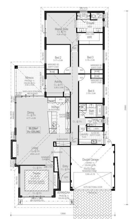 Red Ink Homes Floor Plans | red ink homes floor plans new redink homes baltic ocean