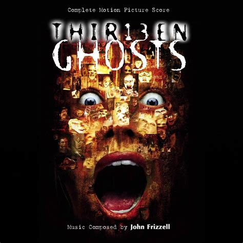 ghost soundtrack thirteen ghosts soundtrack cover soundtracks picture