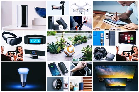 technology and gadgets 20 best tech gadgets and gifts of 2015