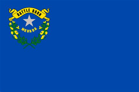 nevada state information symbols capital constitution