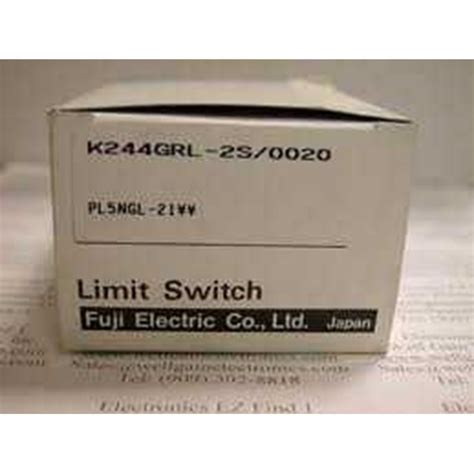 Limit Switch Besi Panjang jual limit switch fuji electric oleh pt mandiri raya tangguh di jakarta