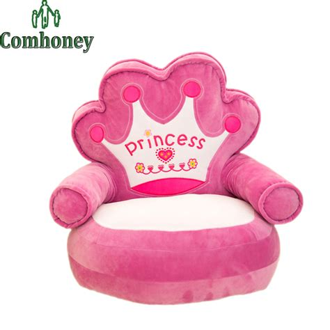 cartoon cute beanbag sofa single palm chair cushions for children compare prices on kids cartoon chair online shopping buy