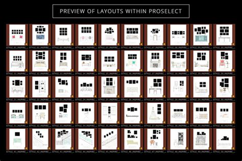 wall frame design layout proselect frame layout collections design aglow