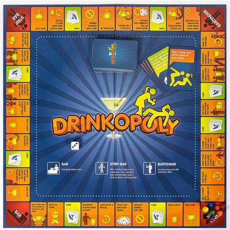 monopoly  drinkopoly reputation     trademark