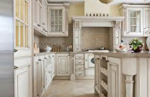 Antique White Glazed Kitchen Cabinets Kitchen Room Antique White Glazed Kitchen Cabinet Kitchen Rooms