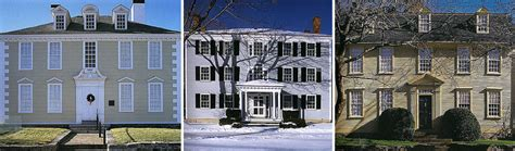 georgian style 1700 1800 phmc pennsylvania architectural new england s historic homes part one 1600 s 1800 s
