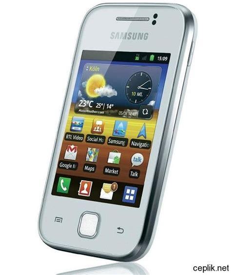 Samsung Galaxy Y Gt S5360 Gsm samsung galaxy y s5360 ceplik
