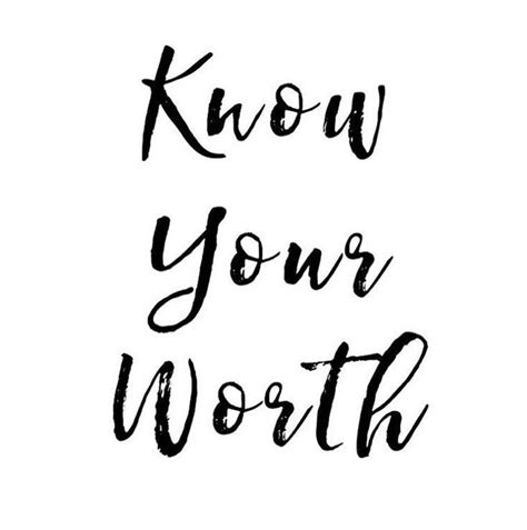 know your worth tattoo 37 best accepting you images on words