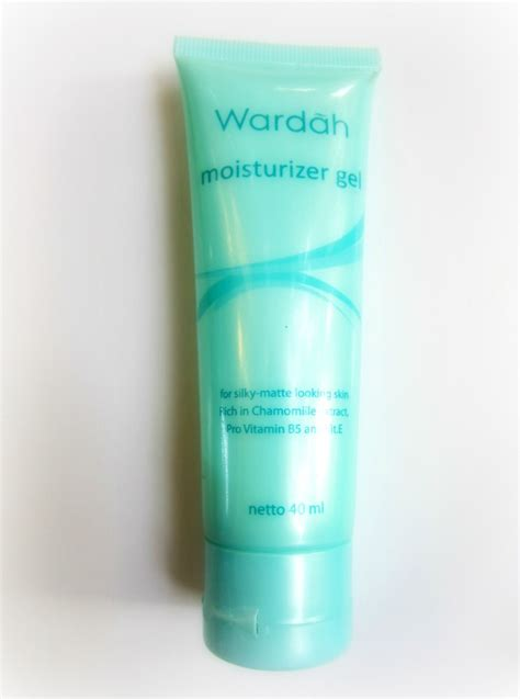 Wardah Shine 4 5 Ml wardah inspiring moisturizer gel