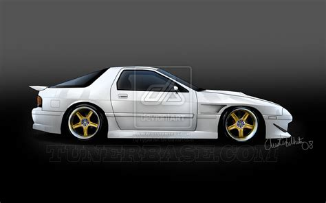 fc rx7 rx7 fc project by hypertek on deviantart