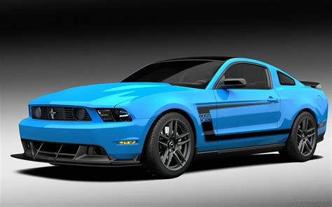 wallpaper blue car blue 2012 ford mustang boss wallpaper hd car wallpapers