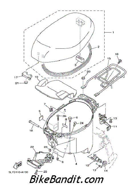 wiring diagram of yamaha jog 50cc yamaha moto 4 wiring