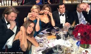 Golden Globes The Of Lost by We Were Robbed The Cast Of Modern Family Pictured In