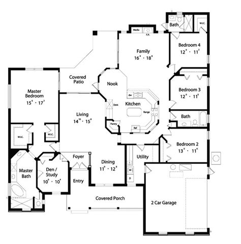 c humphreys housing floor plans sson rustic country home first floor from