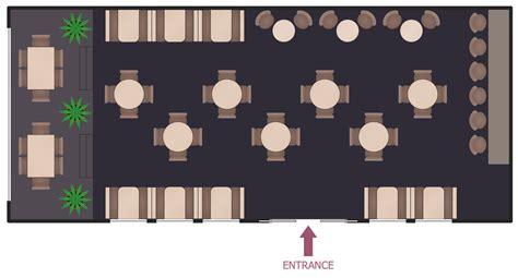 cafe floor plan design software professional building