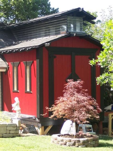 backyard pagoda pictures 30 best images about painted sheds on pinterest gardens