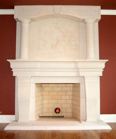 Atlanta Fireplaces by Atlanta Overmantel Fireplace Cast Cast