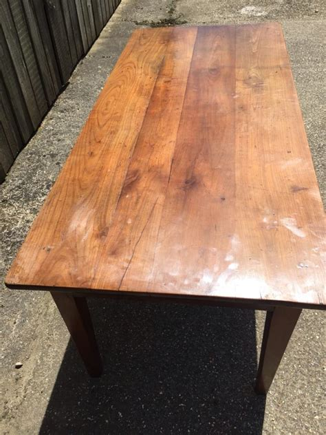 table with legs that slide antique cherry table with bread slide farmhouse