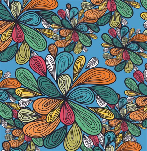 colorful designs and patterns bright floral patterns