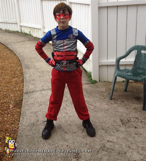 Coolest Handmade Costumes - best diy henry danger costume