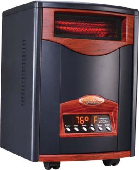 american comfort systems cf1500xp uv american comfort portable infrared heater with