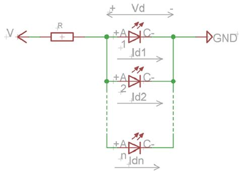 current limiting resistor for led intro guide basic light emitting diodes led 171 dangerous prototypes