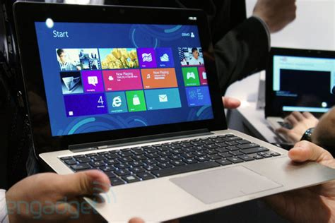 Tablet Asus Transformer Windows 8 asus transformer book il nuovo tablet windows 8 che diventa notebook