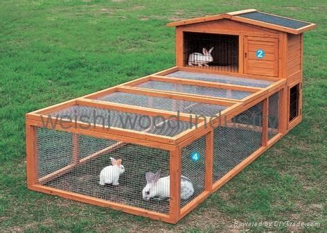 Handmade Rabbit Hutch - 12 best images about barkyard farm on the
