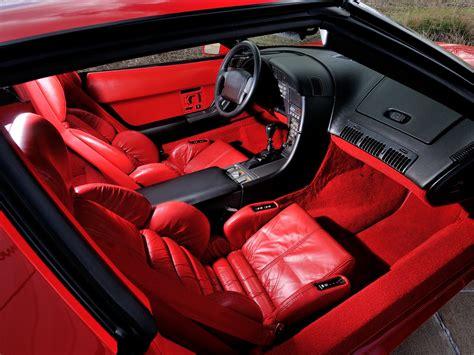 1990 Corvette Interior by 1990 Chevrolet Corvette Zr1 Coupe Supercar Interior